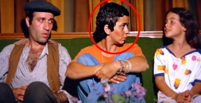 İbo ile Güllüşah filminin Oya'sı bakın hangi ünlünün annesi çıktı! 1