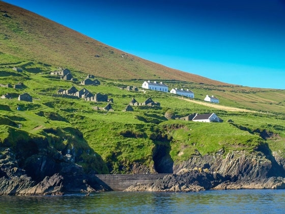 İrlanda'daki bu adada çalışacak her ülkeden personel aranıyor 1