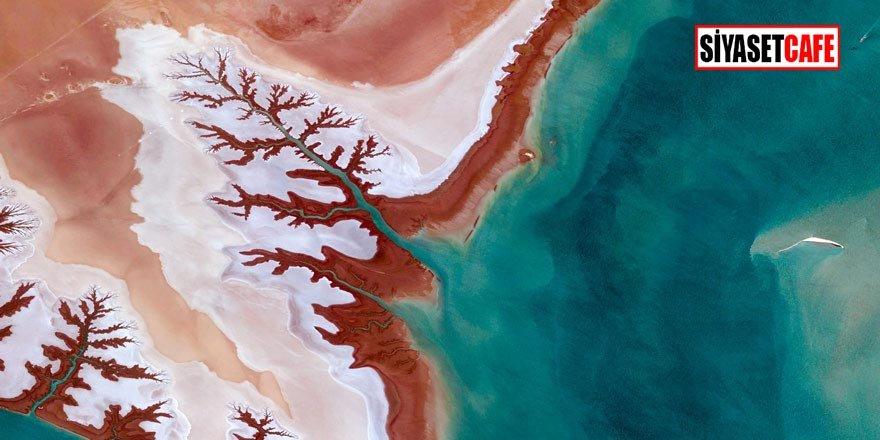 Google Earth'den sürpriz,1000 fotoğraflık Dünya'dan manzaralar
