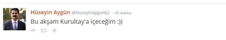 'Rakı' çıkışı twitter'ı salladı 25