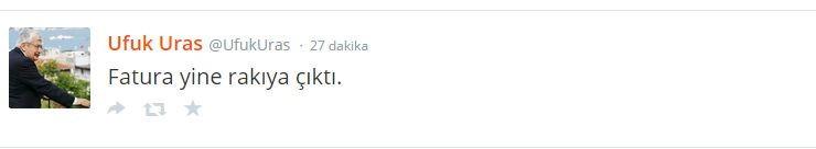 'Rakı' çıkışı twitter'ı salladı 26