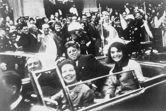 John F. Kennedy suikasti ve Kennedy laneti 1