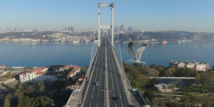 Sokağa çıkma yasağında ilk gün İstanbul'da sessizlik hakim