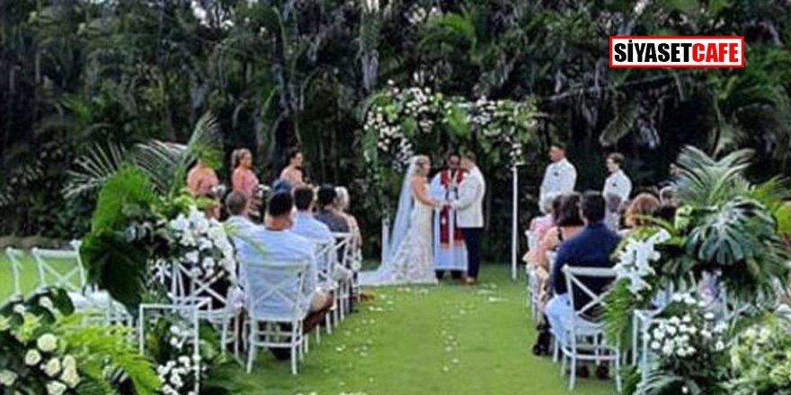 Koronavirüs kurallarının hiçe sayıldığı lüks düğün faciaya dönüştü