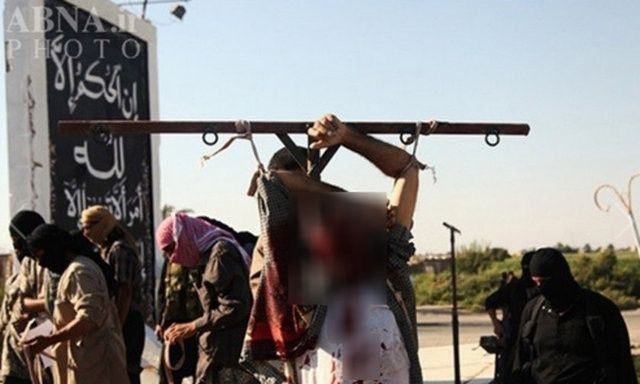 IŞİD, PYD militanlarını böyle kesti 10