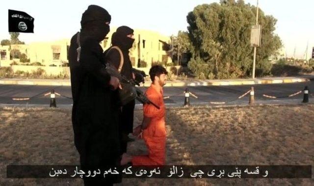 IŞİD, PYD militanlarını böyle kesti 11