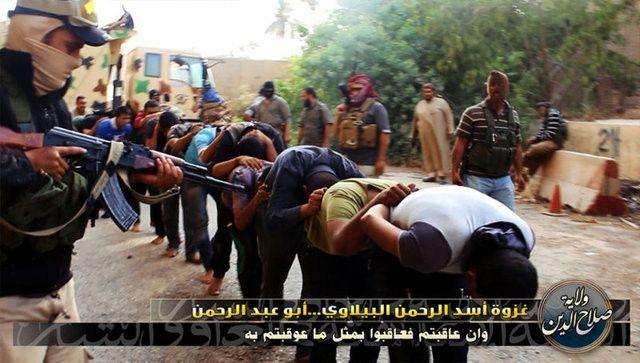 IŞİD, PYD militanlarını böyle kesti 12