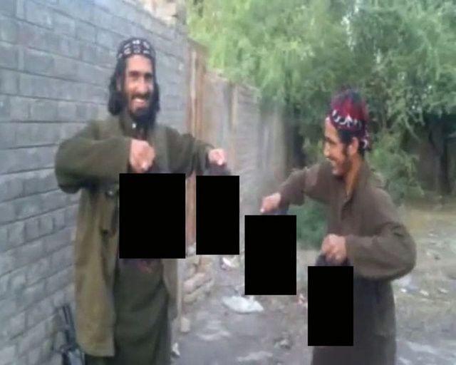 IŞİD, PYD militanlarını böyle kesti 16