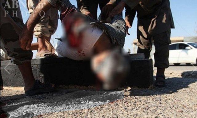 IŞİD, PYD militanlarını böyle kesti 17