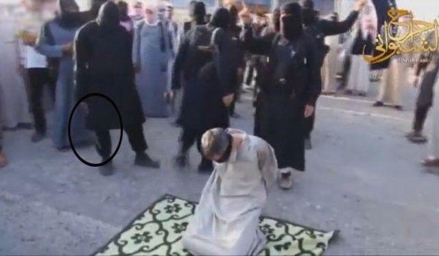 IŞİD, PYD militanlarını böyle kesti 2
