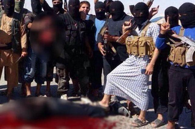 IŞİD, PYD militanlarını böyle kesti 20