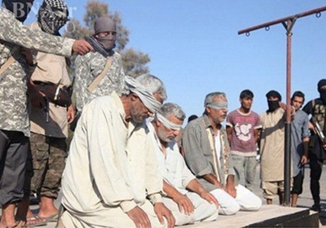 IŞİD, PYD militanlarını böyle kesti 5