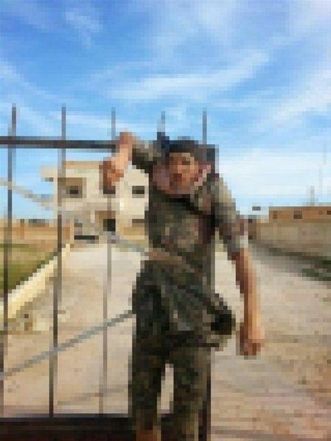 IŞİD, PYD militanlarını böyle kesti 6