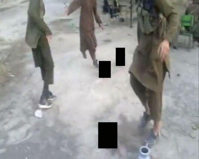 IŞİD, PYD militanlarını böyle kesti 9