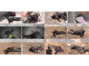 IŞİD, PYD militanlarını böyle kesti