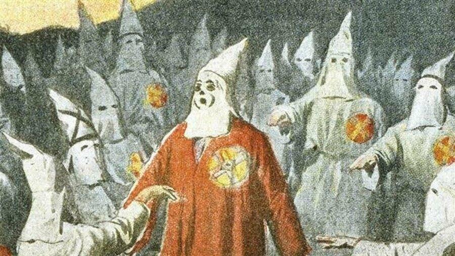 Amerikan ırkçılığının kanlı geçmişi: KU KLUX KLAN 1