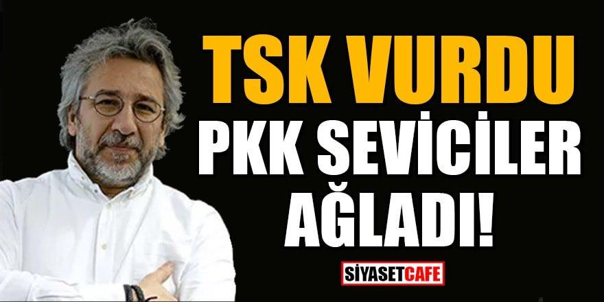 TSK vurdu, PKK seviciler ağladı!