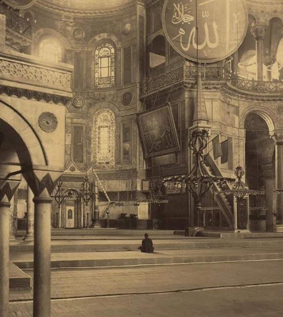 Camiiden Kiliseye, Kiliseden Camii'ye dönüşen yerler 1