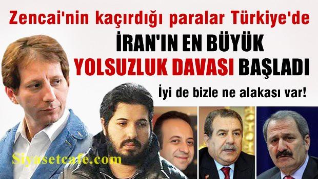 Sultani: 'Zencani'nin yurtdışına kaçırdığı servetin büyük bölümü Türkiye'de'