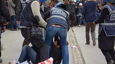 Eskişehir'de yaklaşık 200 gözaltı