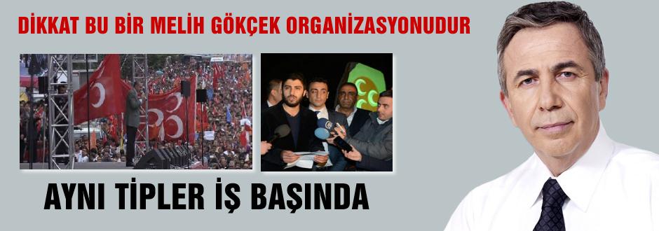 Mansur Yavaş Gönüllülerinden MHP'ye çağrı!..