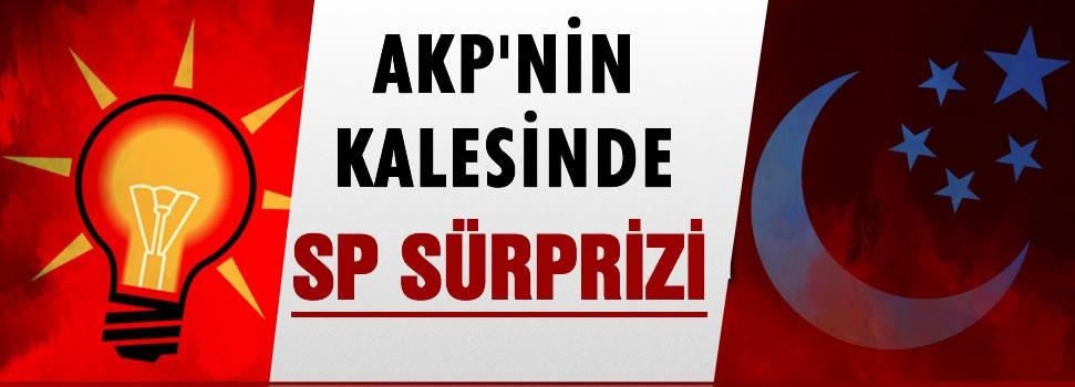 AKP'nin kalesinde Saadet sürprizi!