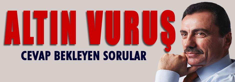 Altın vuruş Yazıcıoğlu Suikasti