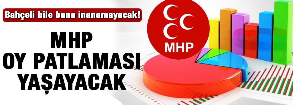 MHP oy patlaması yaşayacak!