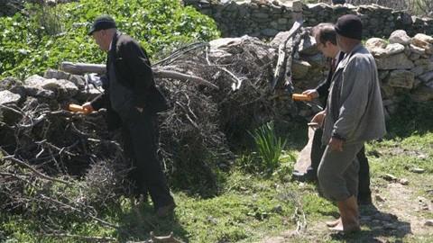 'Kanser köy'de ölümü ölçtüler
