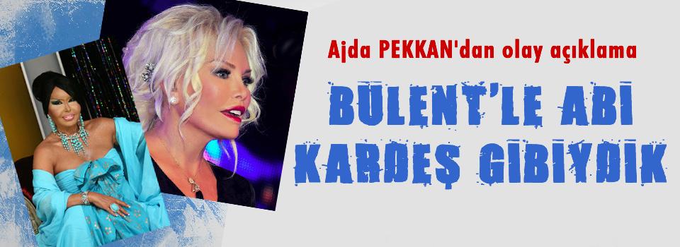 Ajda Pekkan'dan olay olacak açıklama