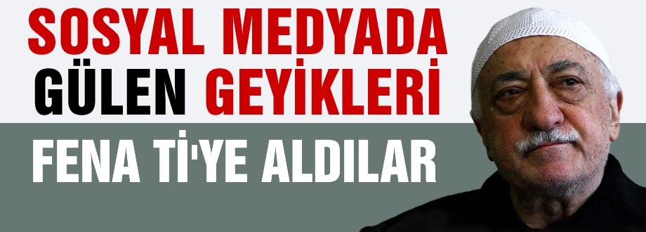 Sosyal medyada Gülen geyikleri