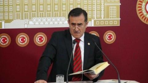 CHP'li Özkes: Bağış Allah'a tövbe etmeli