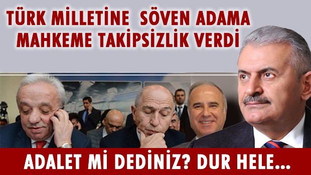 Türk Milletine hakarete Berat