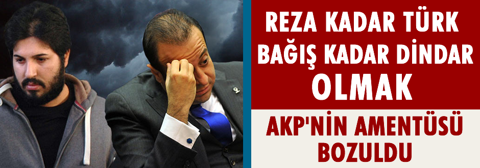 AKP'nin Amentüsü bozuldu