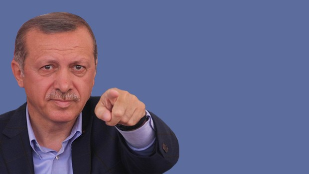 Erdoğan'dan Sarıgül'e: Bunlar anarşist!