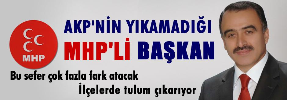 AKP'nin yıkamadığı MHP'li İl