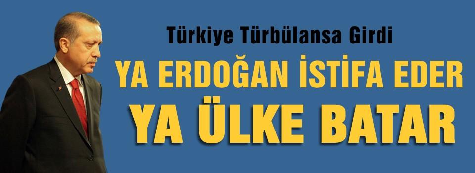Dış basından Erdoğan'a istifa çağrısı