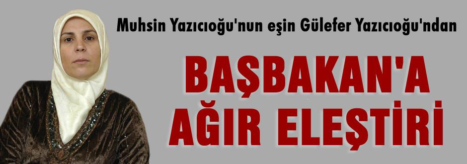 gülefer Yazıcıoğlu'ndan dengeleri değiştiren açıklama