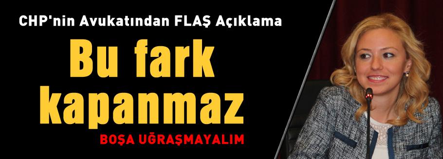 CHP'nin avukatı Gökçek'in zaferini kabullendi