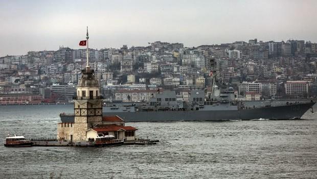 Türkiye'den JET anıt