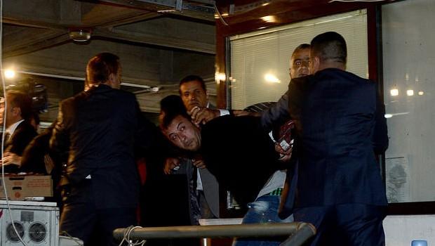 Saldırı için Fuat Avni'den şok iddia