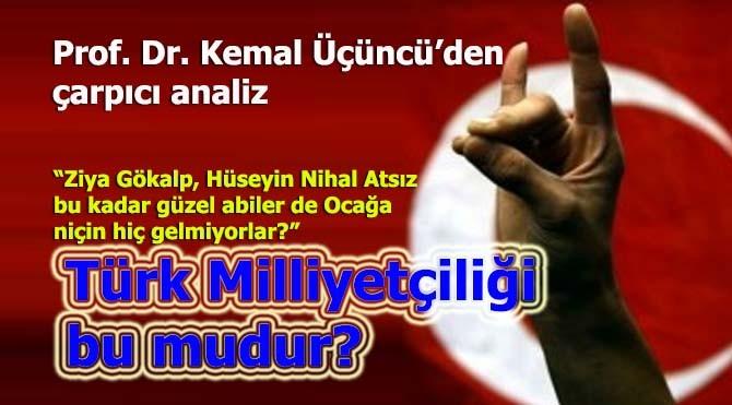 Türk Milliyetçiliği bu mudur?