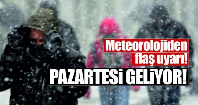 Meteoroloji uyardı, tarih verdi, 31'den itibaren başlıyor