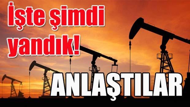 Şimdi yandık! OPEC anlaştı