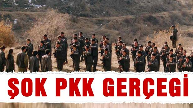 ŞOK, PKK gerçeği