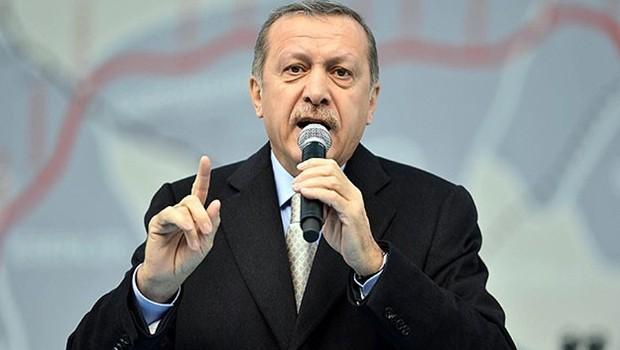 Erdoğan Aday olursa alacağı oy oranı..