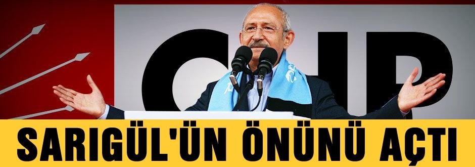 Kılıçdaroğlu: Sarıgül genel başkan olabilir