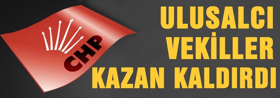CHP'li vekillerden partilerine sert eleştiri!