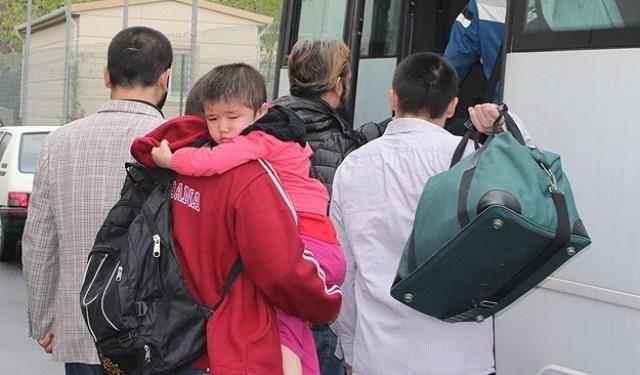 35 Uygur Türkü Türkiye'de