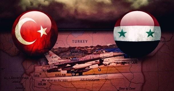 Suriye'den Türkiye'ye büyük taciz